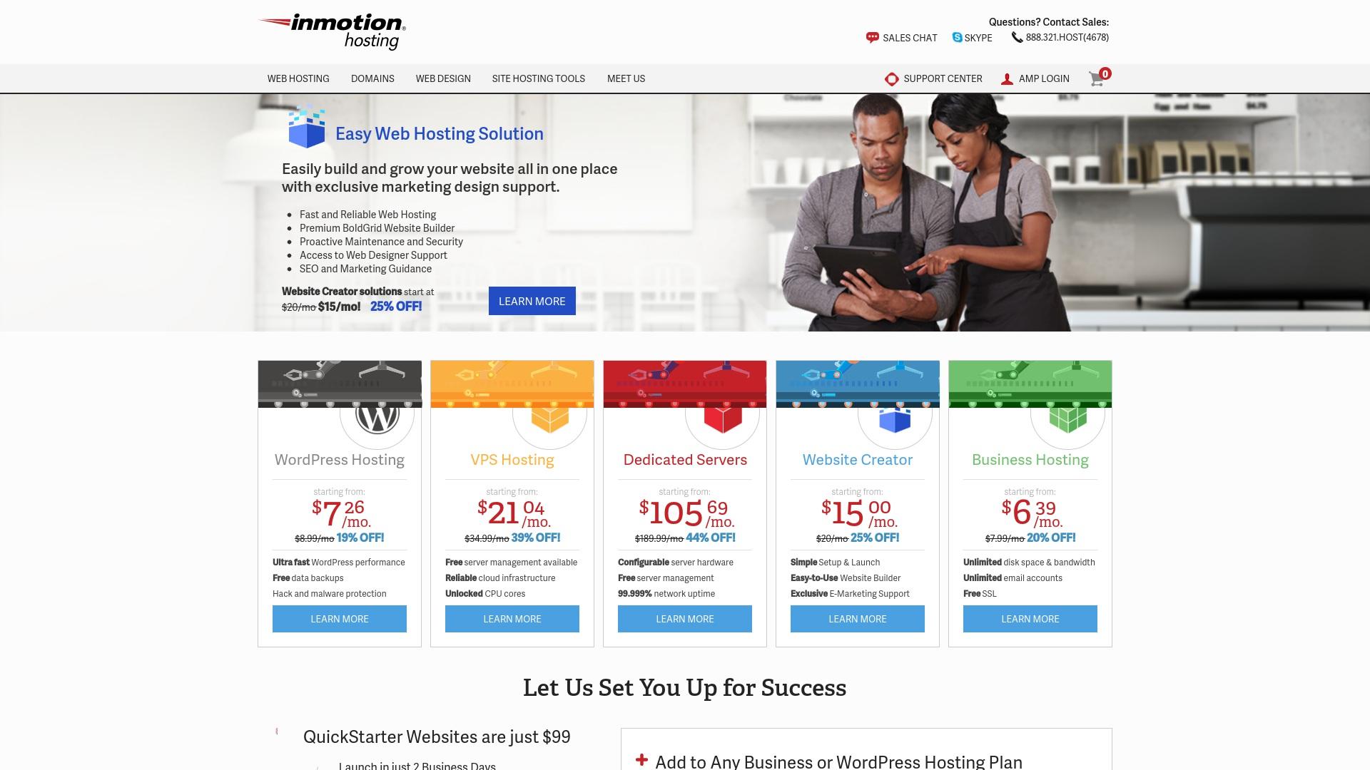 Gutschein für Inmotionhosting: Rabatte für  Inmotionhosting sichern