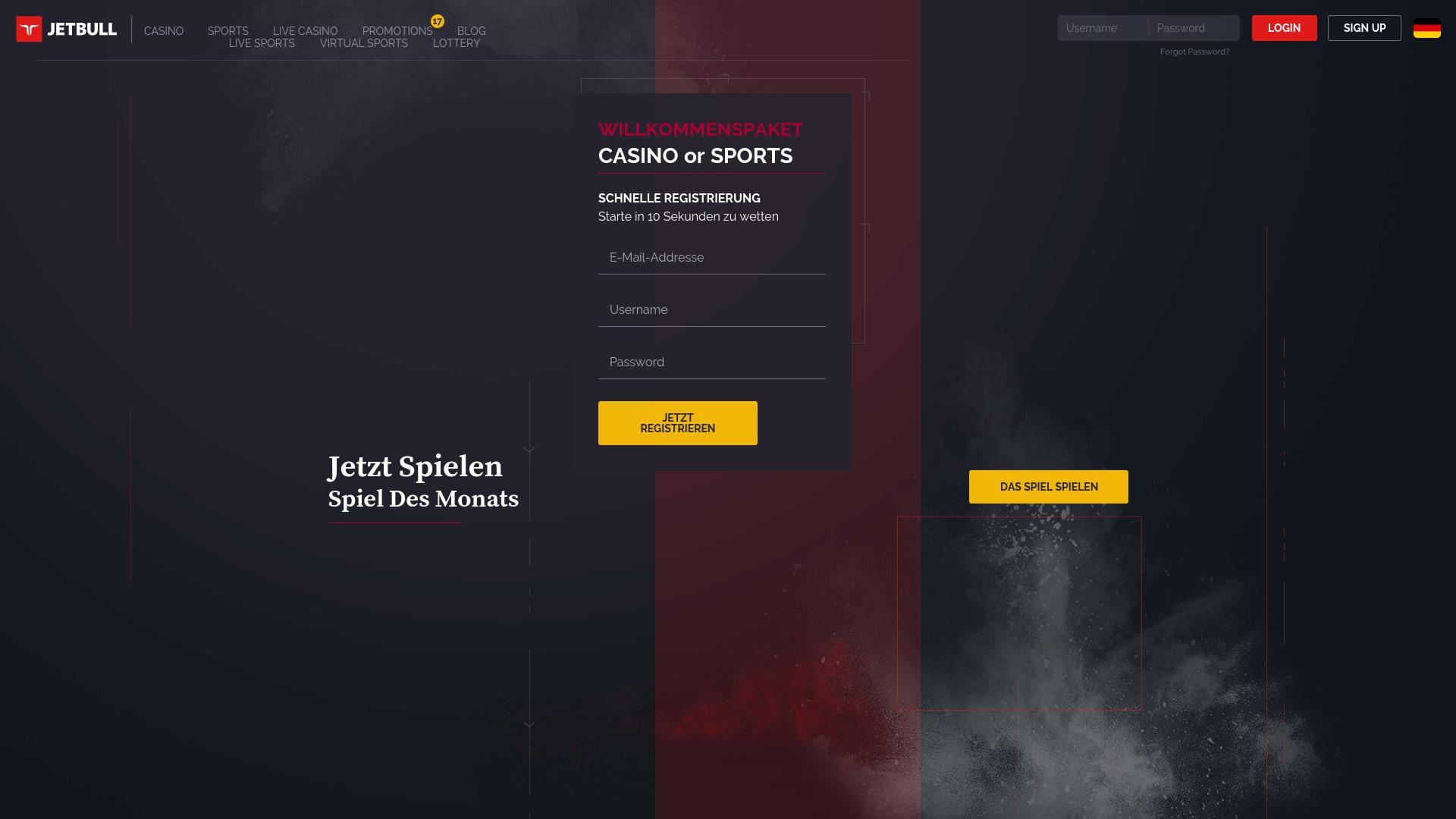 Gutschein für Jetbull: Rabatte für  Jetbull sichern