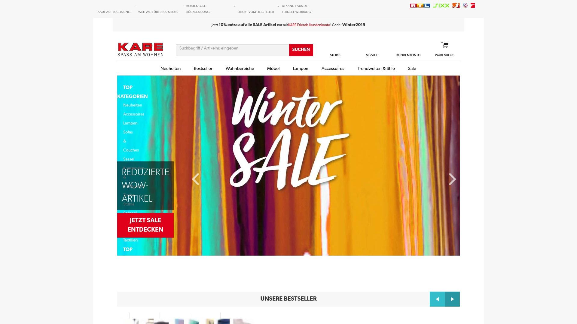 Gutschein für Kare24: Rabatte für  Kare24 sichern