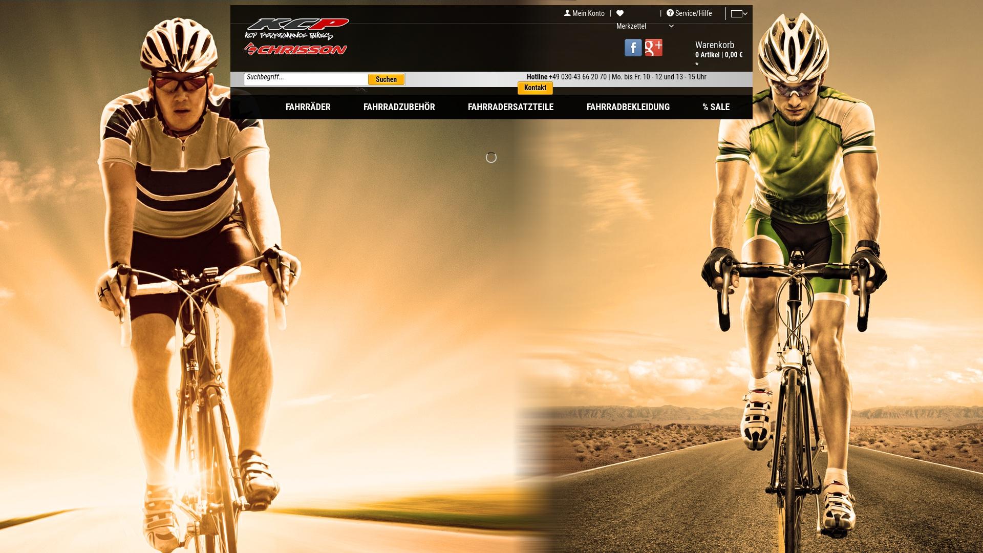 Gutschein für Kcp-bikes: Rabatte für  Kcp-bikes sichern