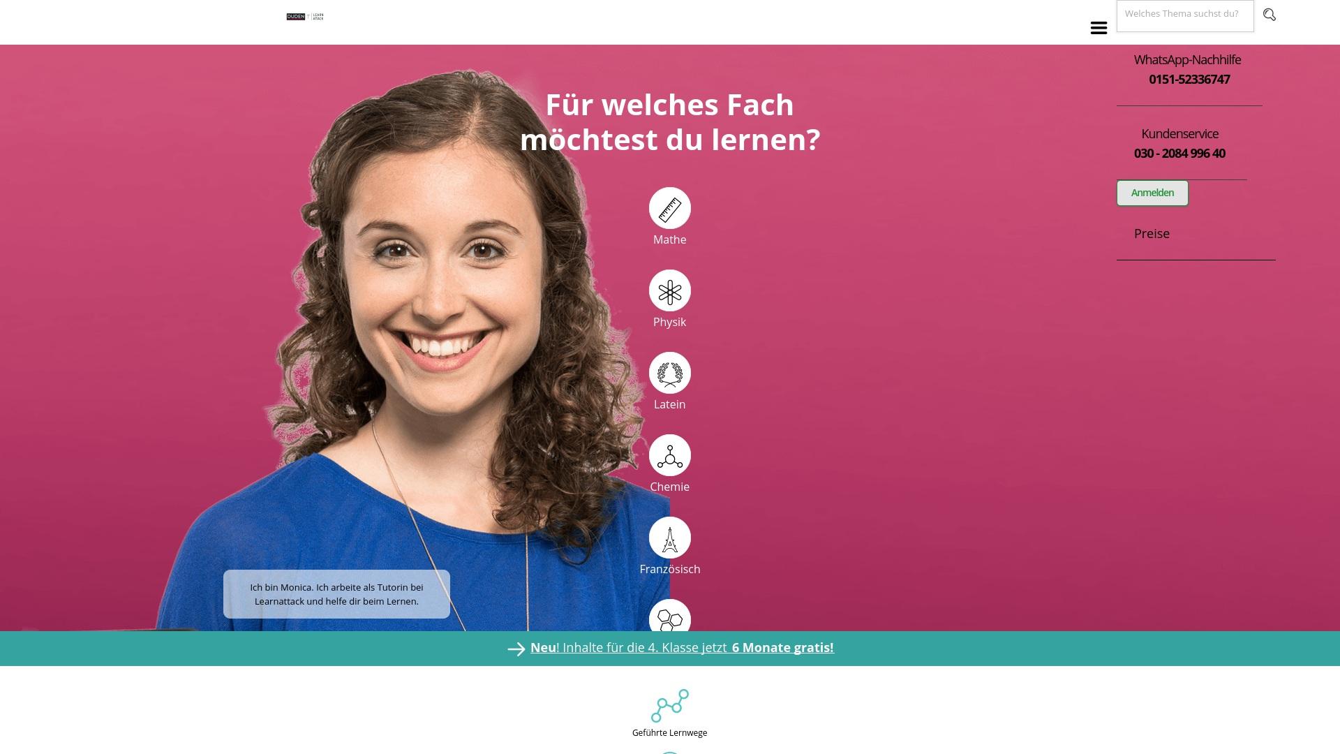 Gutschein für Learnattack: Rabatte für  Learnattack sichern