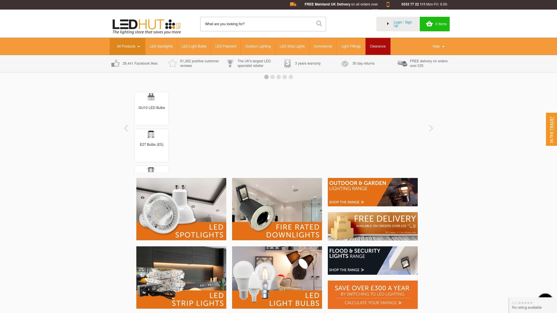 Gutschein für Ledhut: Rabatte für  Ledhut sichern