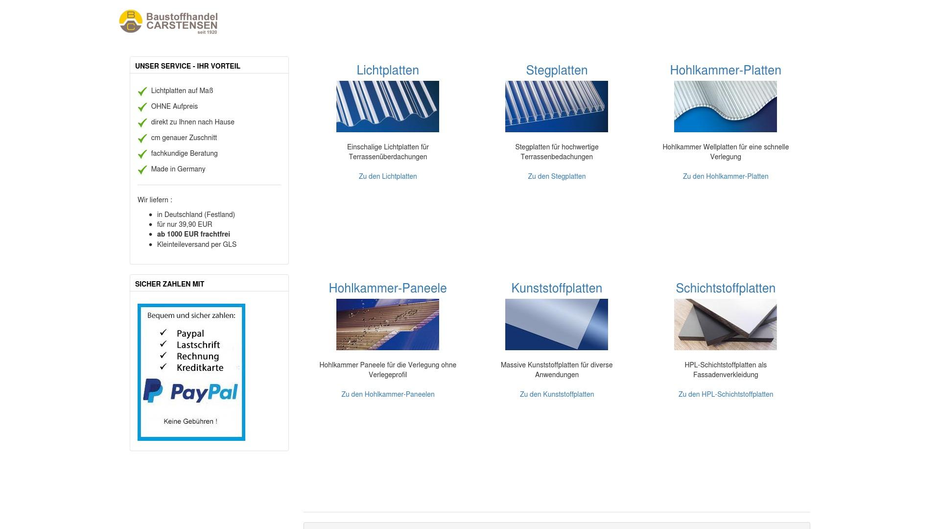 Gutschein für Lichtplatte-onlineshop: Rabatte für  Lichtplatte-onlineshop sichern