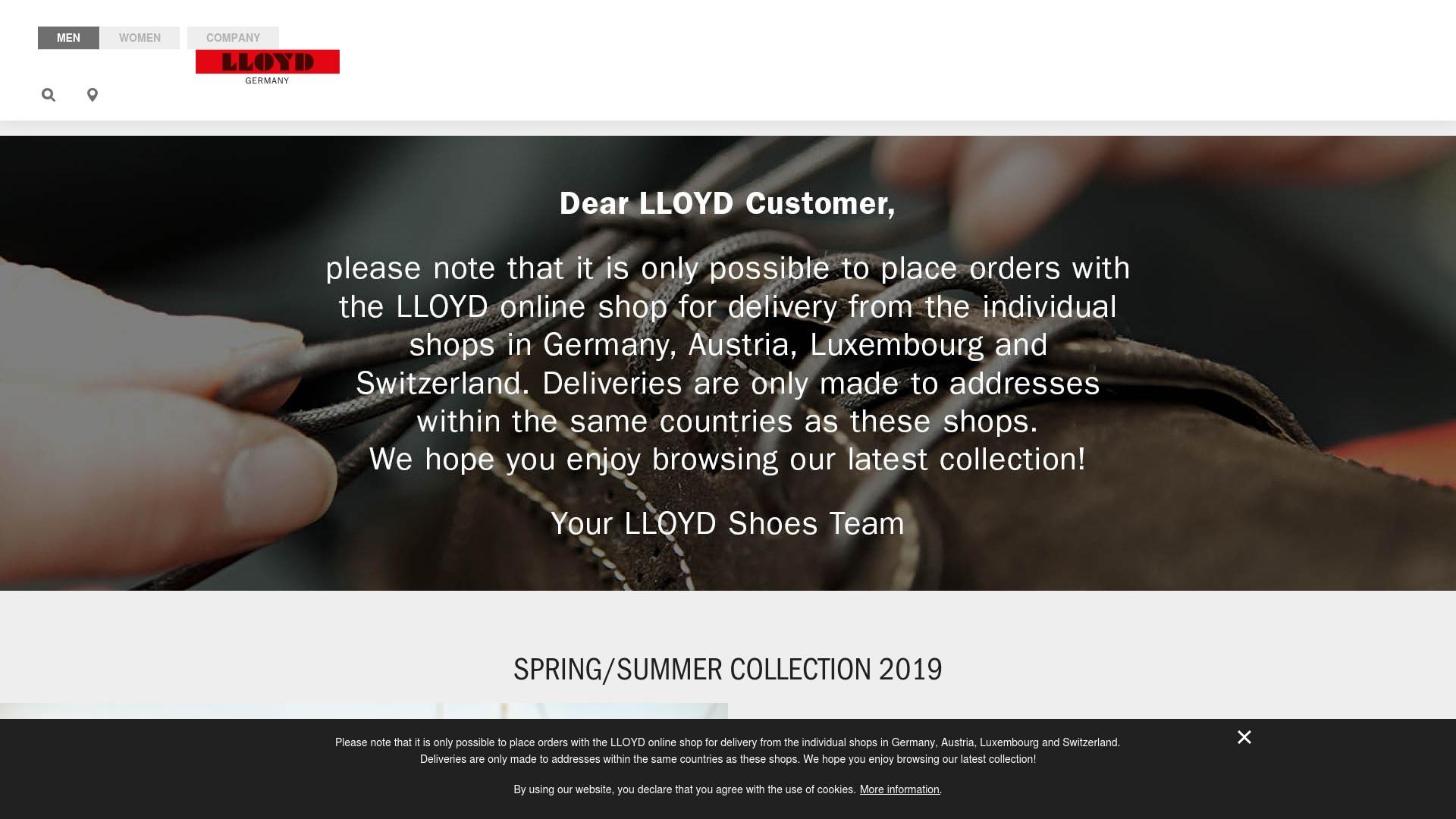 Gutschein für Lloydstore: Rabatte für  Lloydstore sichern