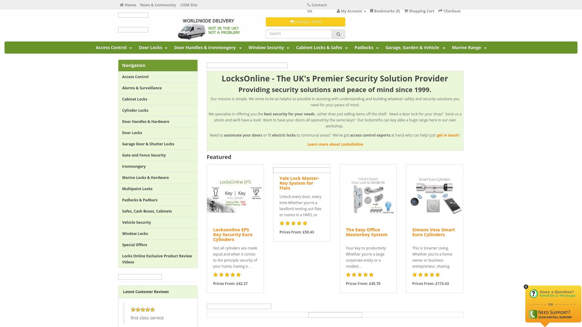 Gutschein für Locksonline: Rabatte für  Locksonline sichern