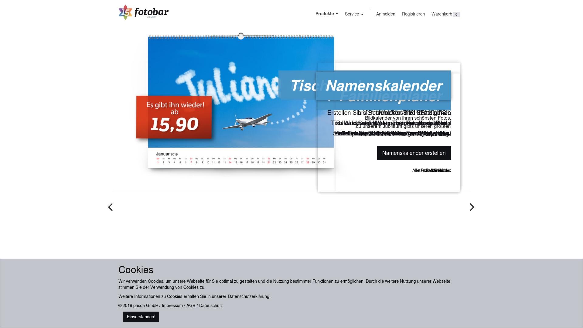 Gutschein für Meinbildkalender: Rabatte für  Meinbildkalender sichern