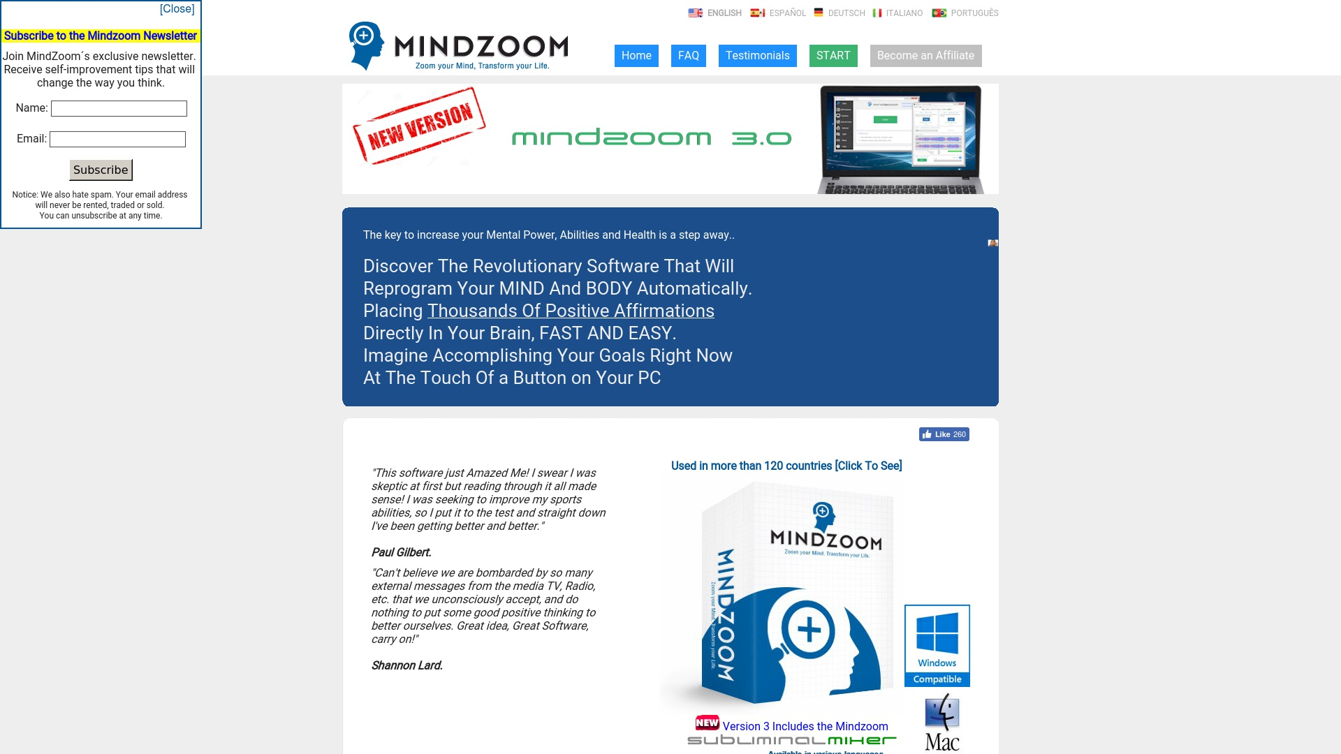 Gutschein für Mindzoom: Rabatte für  Mindzoom sichern