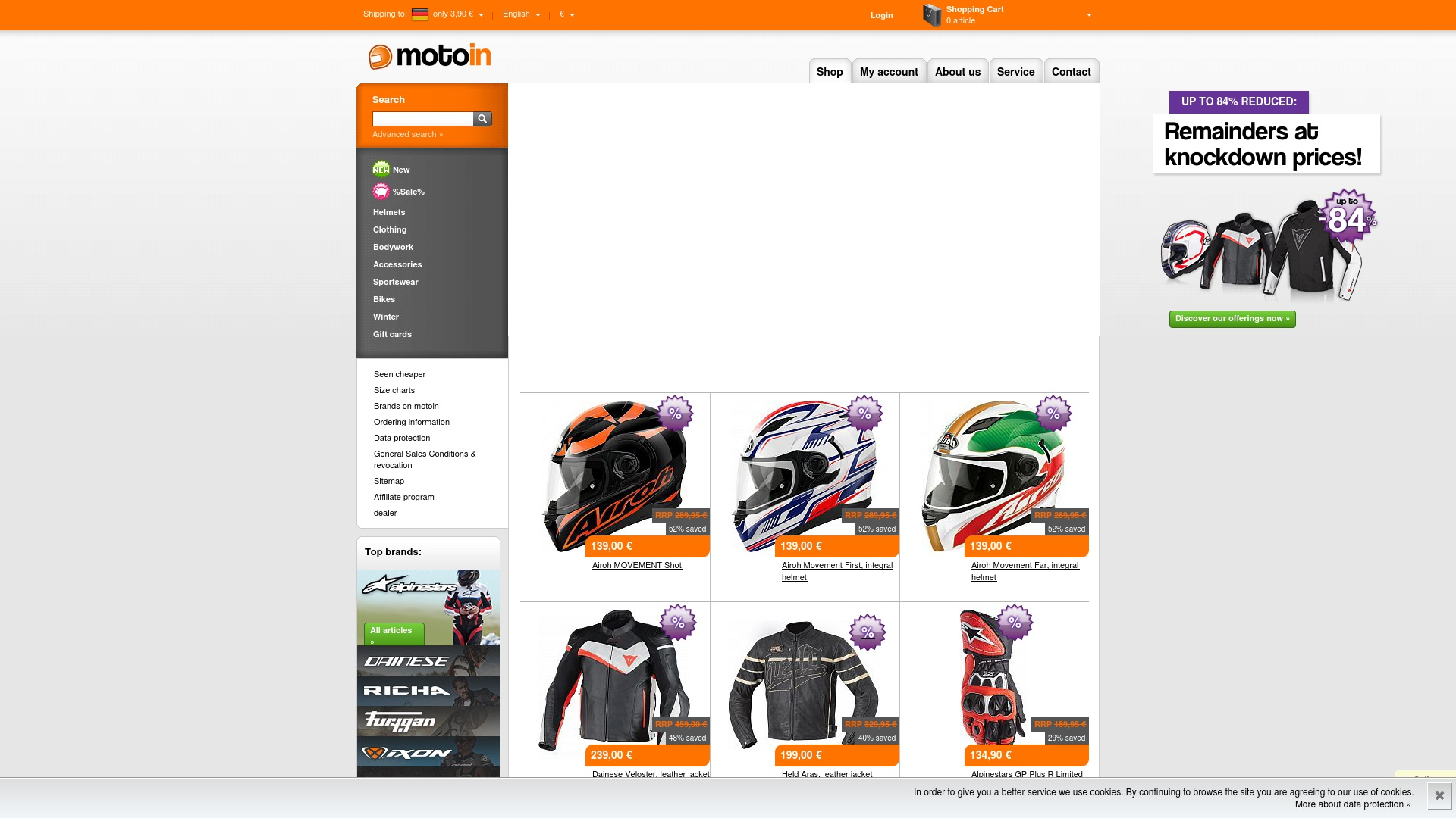 Gutschein für Motoin: Rabatte für  Motoin sichern