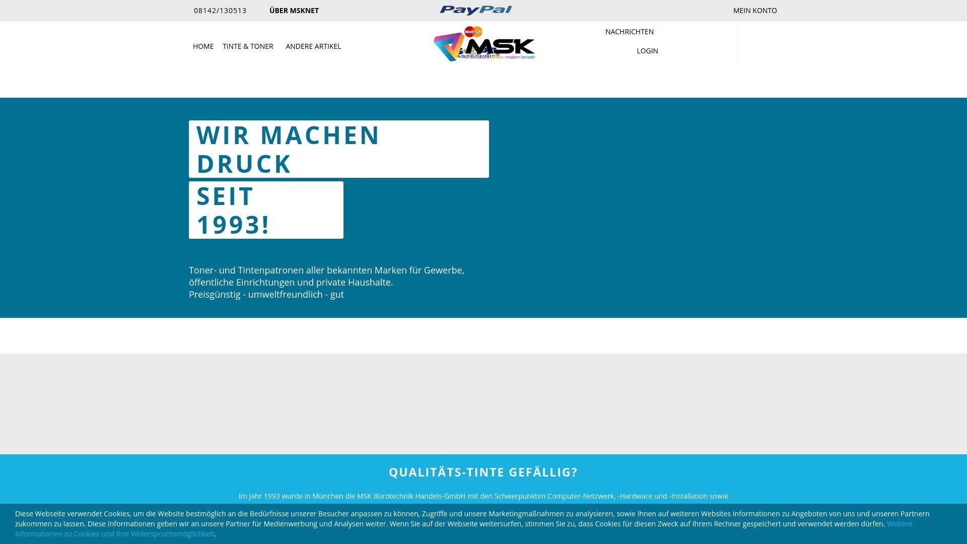 Gutschein für Msknet: Rabatte für  Msknet sichern