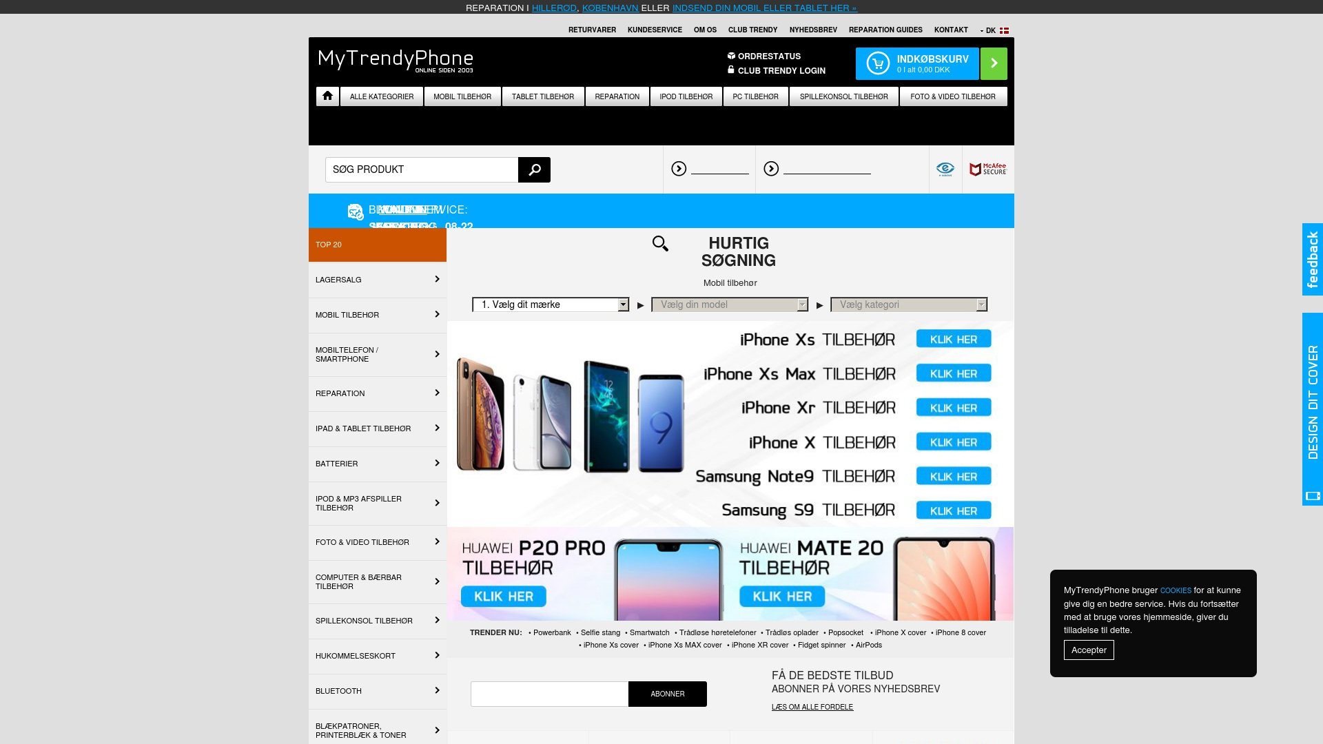 Gutschein für Mytrendyphone: Rabatte für  Mytrendyphone sichern