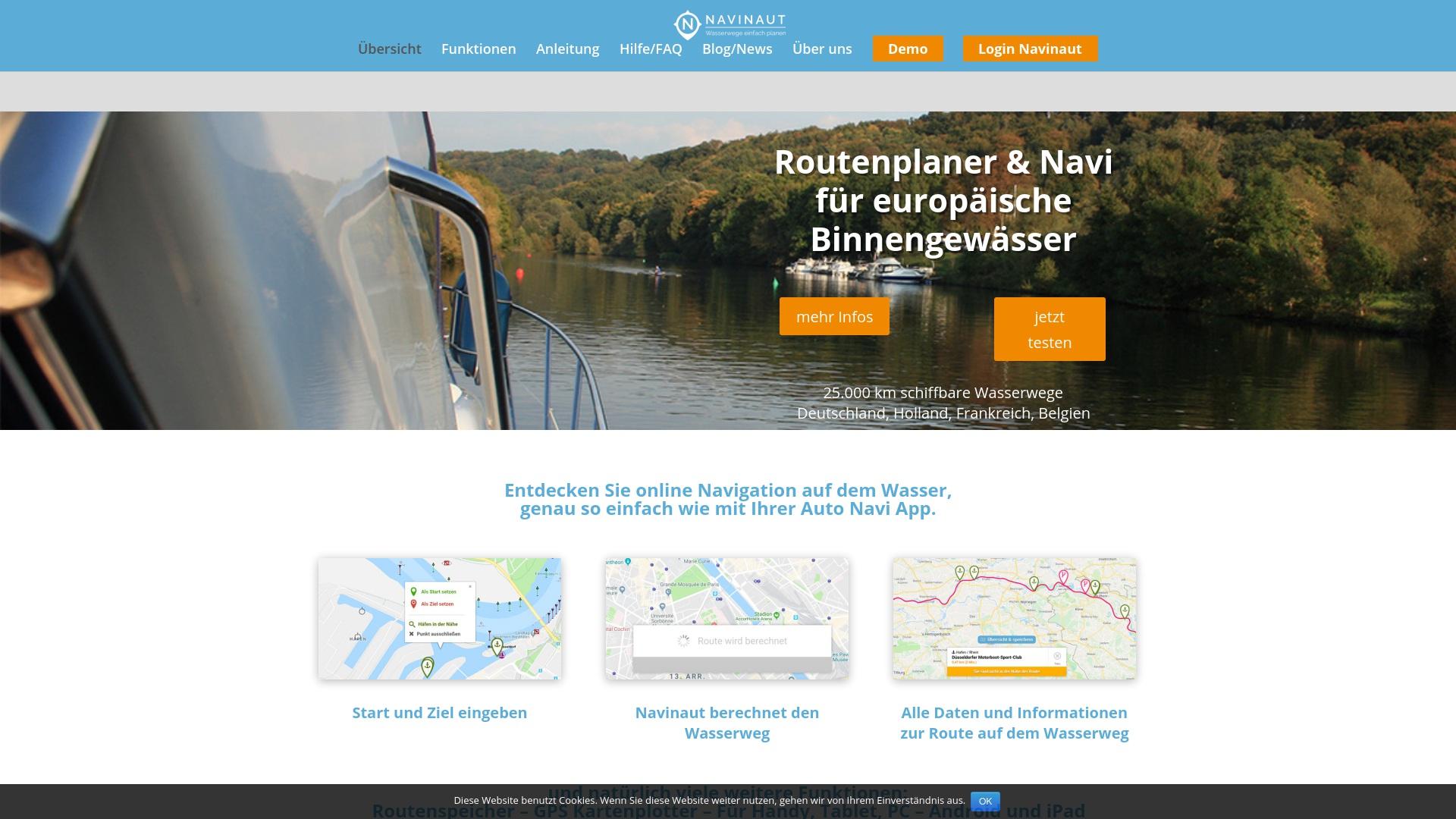 Gutschein für Navinaut: Rabatte für  Navinaut sichern
