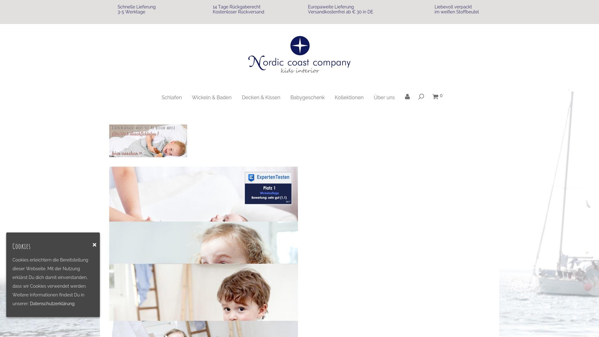 Gutschein für Nordiccoastcompany: Rabatte für  Nordiccoastcompany sichern