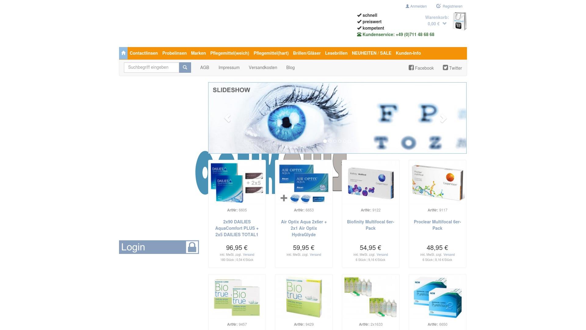 Gutschein für Optikplus: Rabatte für  Optikplus sichern