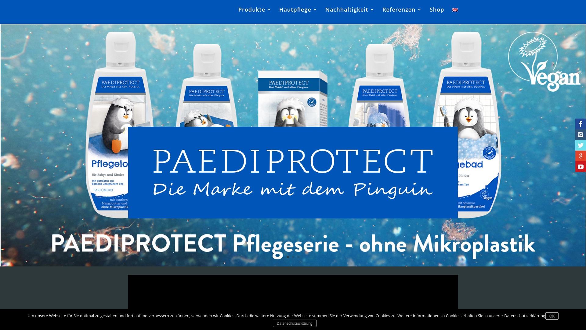 Gutschein für Paediprotect: Rabatte für  Paediprotect sichern