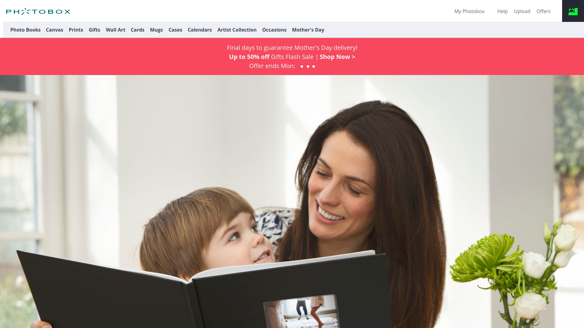 Gutschein für Photobox: Rabatte für  Photobox sichern