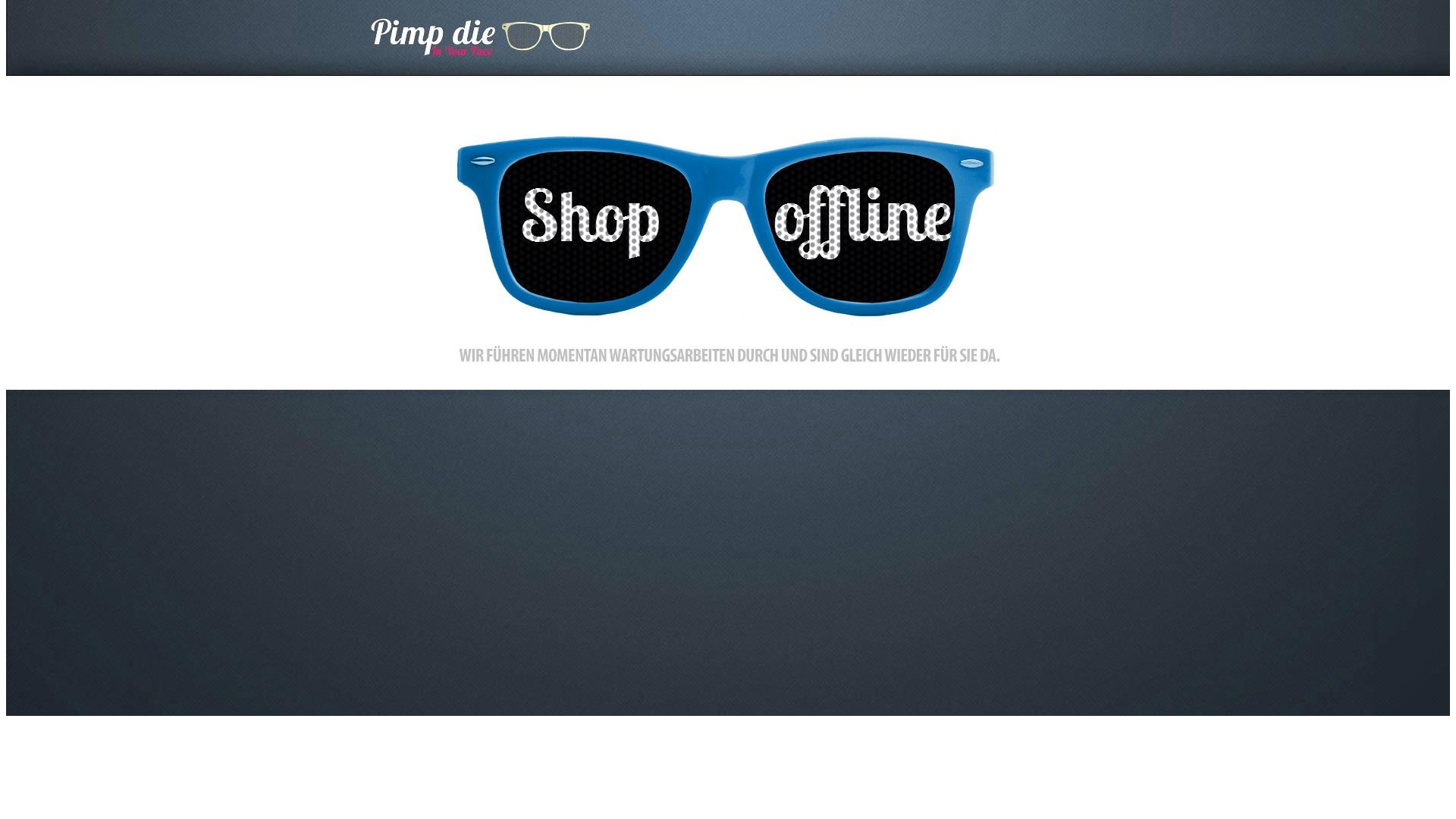 Gutschein für Pimp-die-brille: Rabatte für  Pimp-die-brille sichern