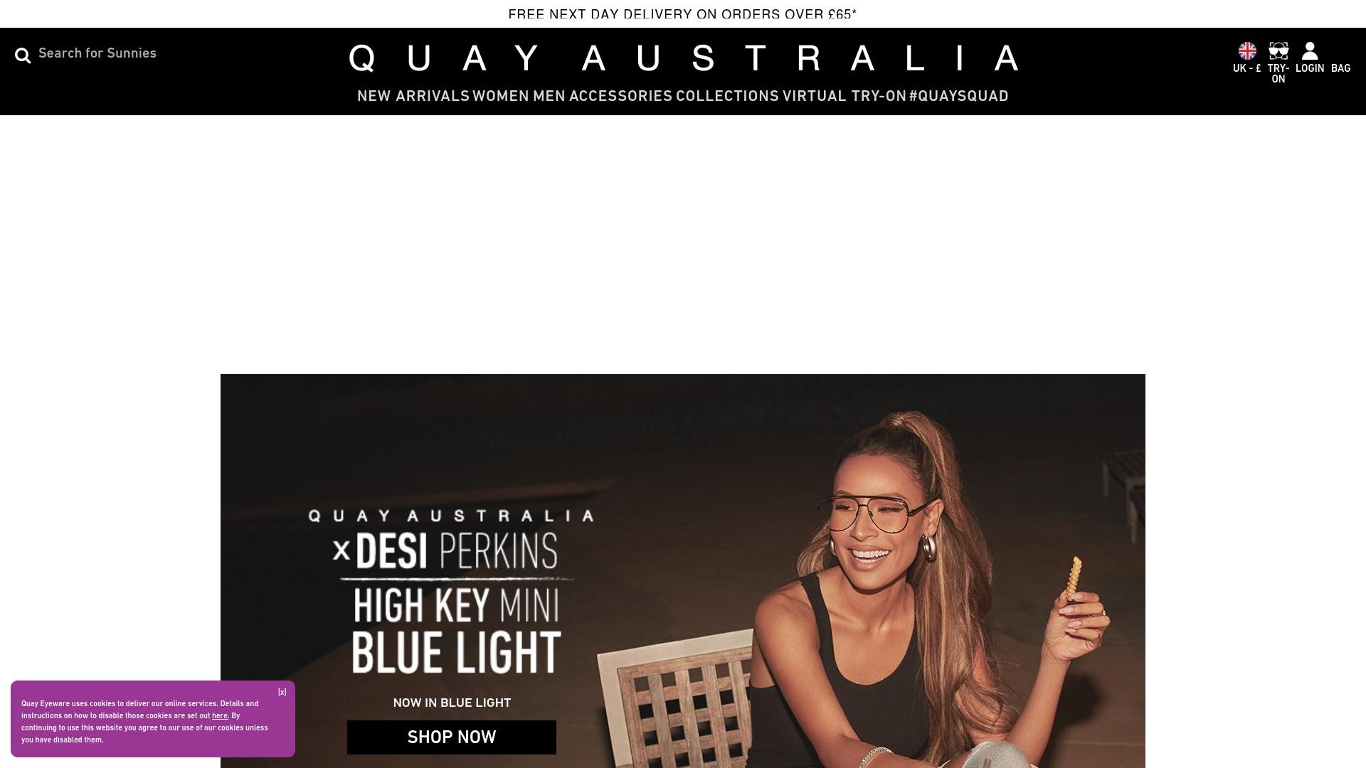 Gutschein für Quayaustralia: Rabatte für  Quayaustralia sichern