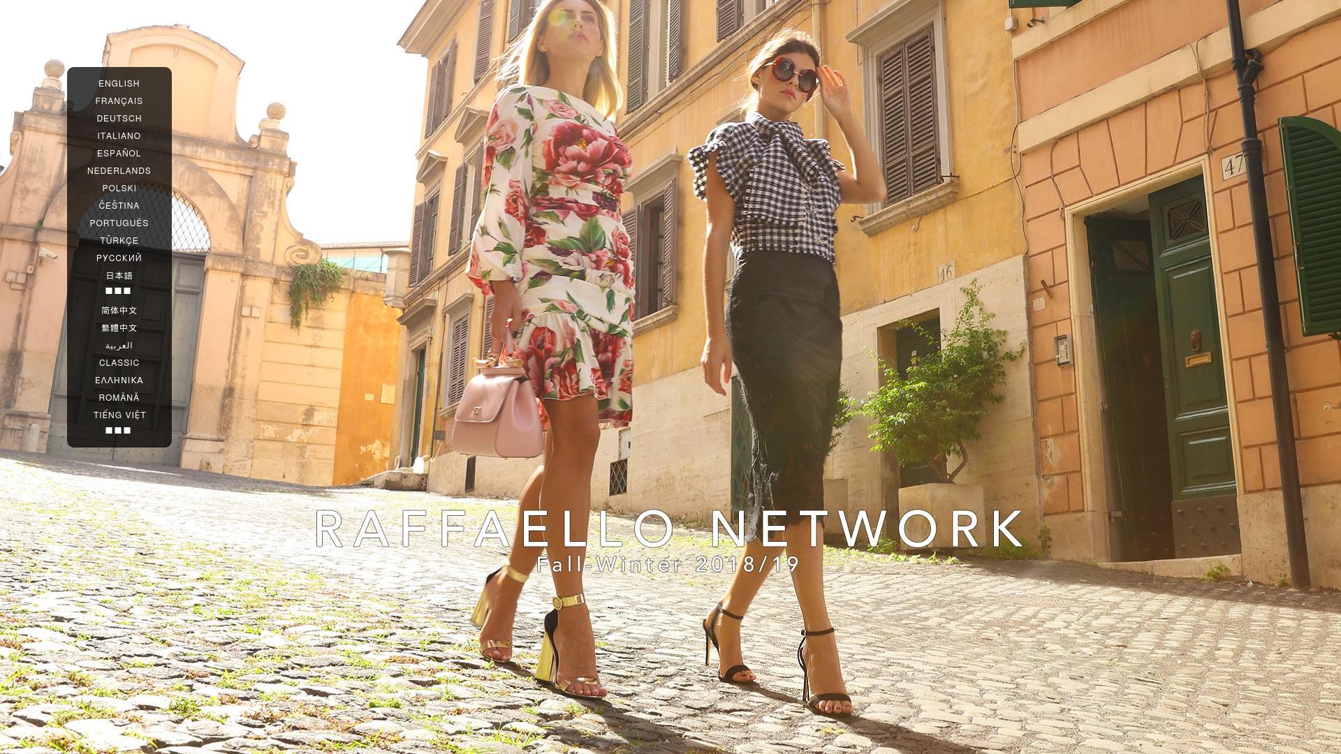 Gutschein für Raffaello-network: Rabatte für Raffaello-network sichern