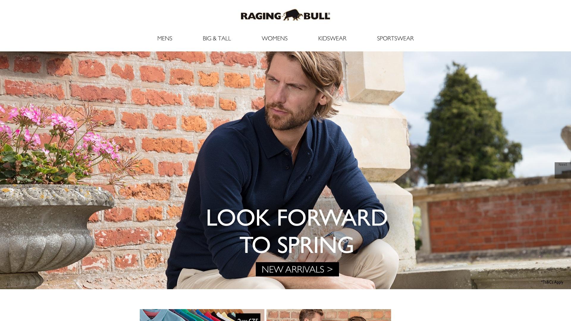 Gutschein für Ragingbull: Rabatte für  Ragingbull sichern