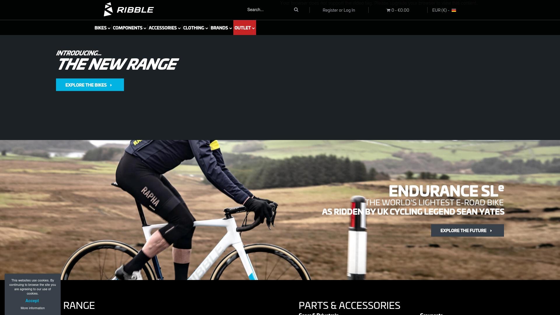Gutschein für Ribblecycles: Rabatte für  Ribblecycles sichern