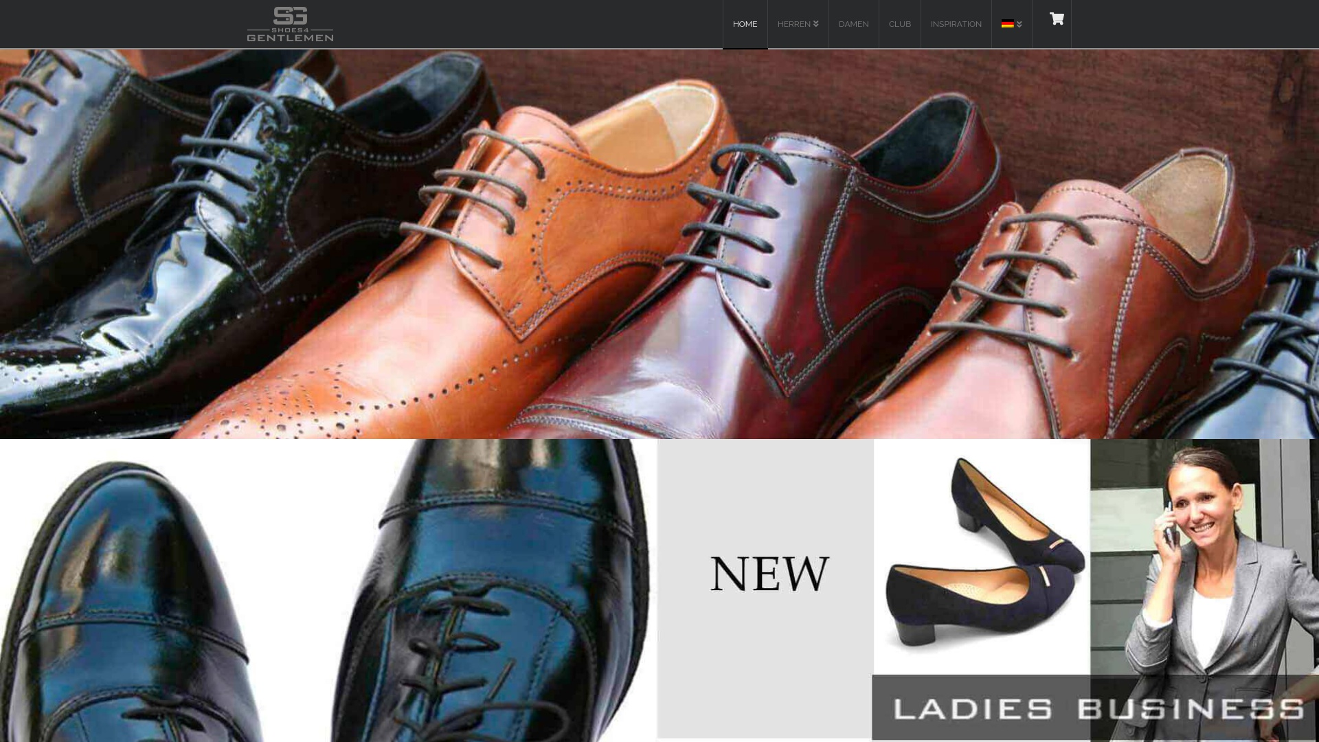 Gutschein für Shoes4gentlemen: Rabatte für  Shoes4gentlemen sichern