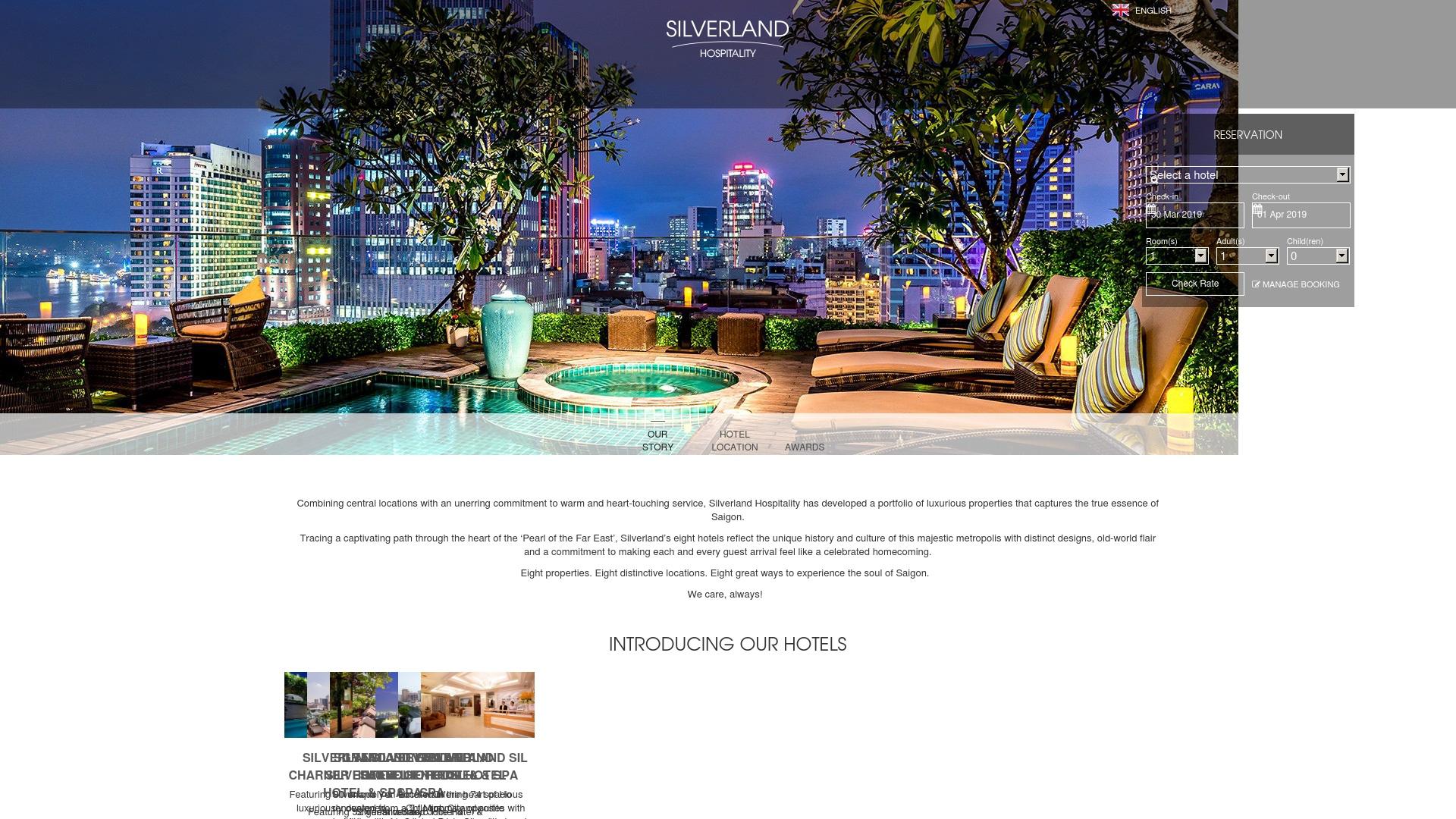 Gutschein für Silverlandhotels: Rabatte für  Silverlandhotels sichern
