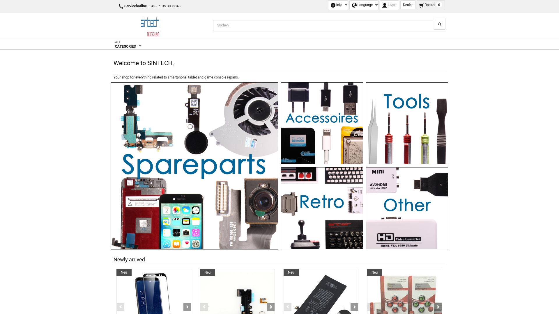 Gutschein für Sintech-shop: Rabatte für  Sintech-shop sichern