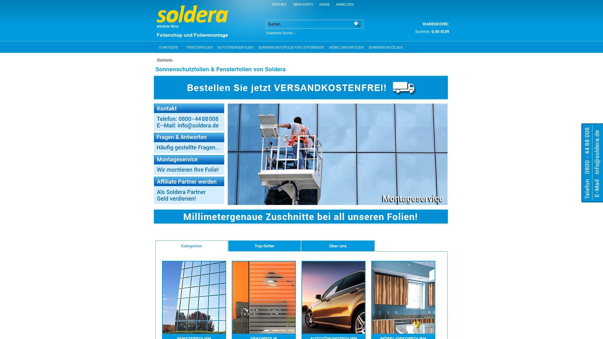 Gutschein für Soldera: Rabatte für  Soldera sichern
