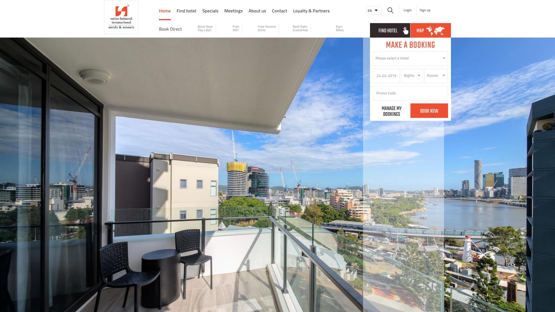 Gutschein für Swiss-belhotel: Rabatte für  Swiss-belhotel sichern