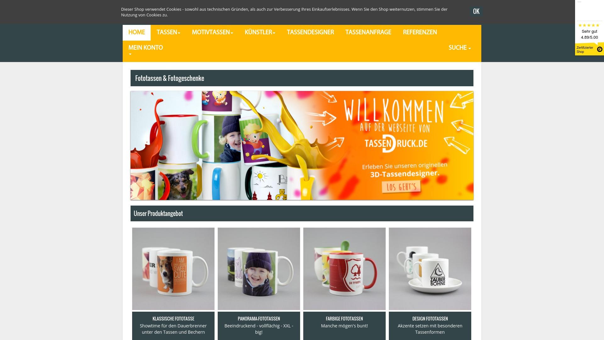 Gutschein für Tassendruck: Rabatte für  Tassendruck sichern