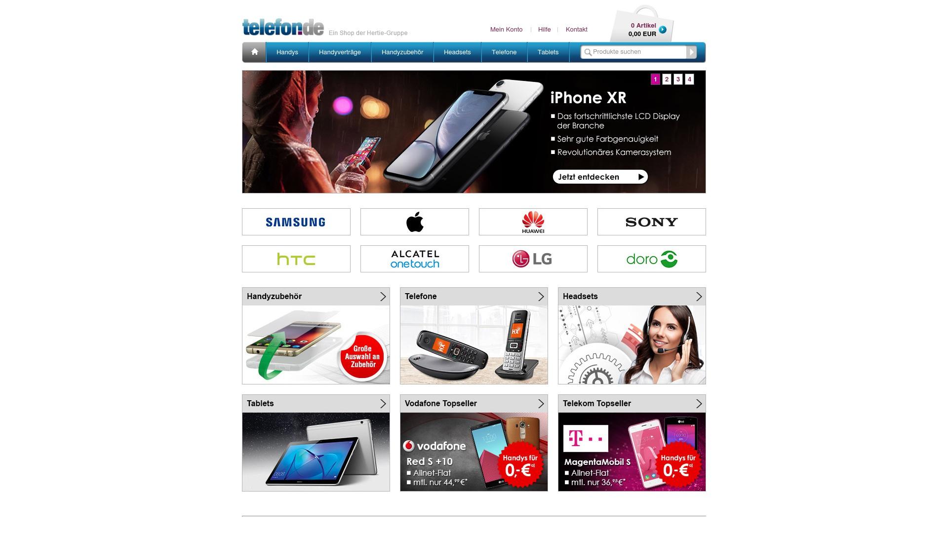 Gutschein für Telefon: Rabatte für  Telefon sichern