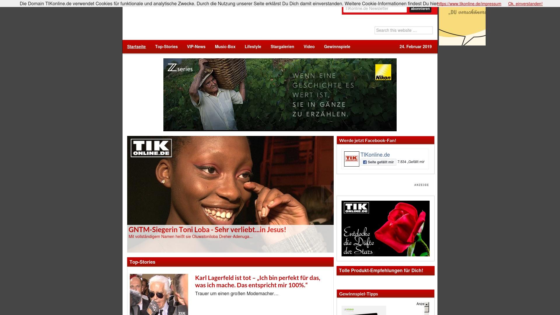 Gutschein für Tikonline: Rabatte für  Tikonline sichern