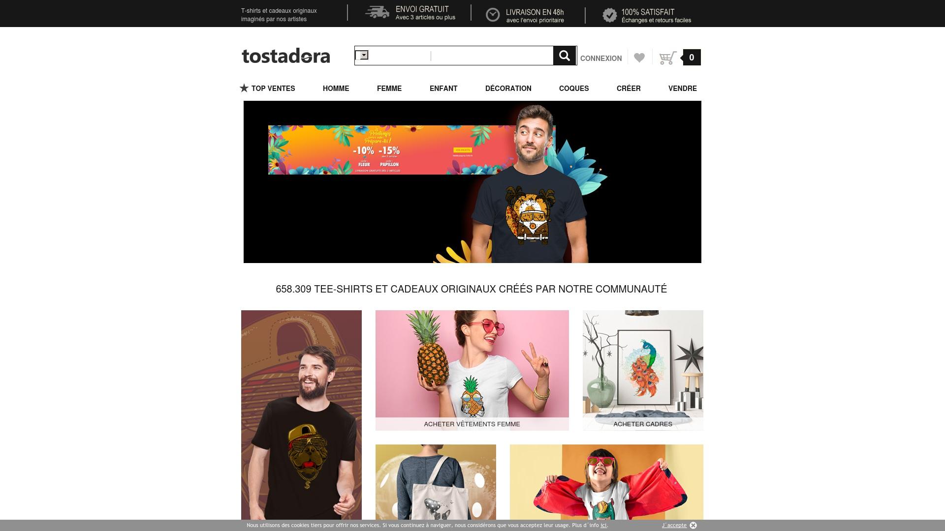 Gutschein für Tostadora: Rabatte für  Tostadora sichern