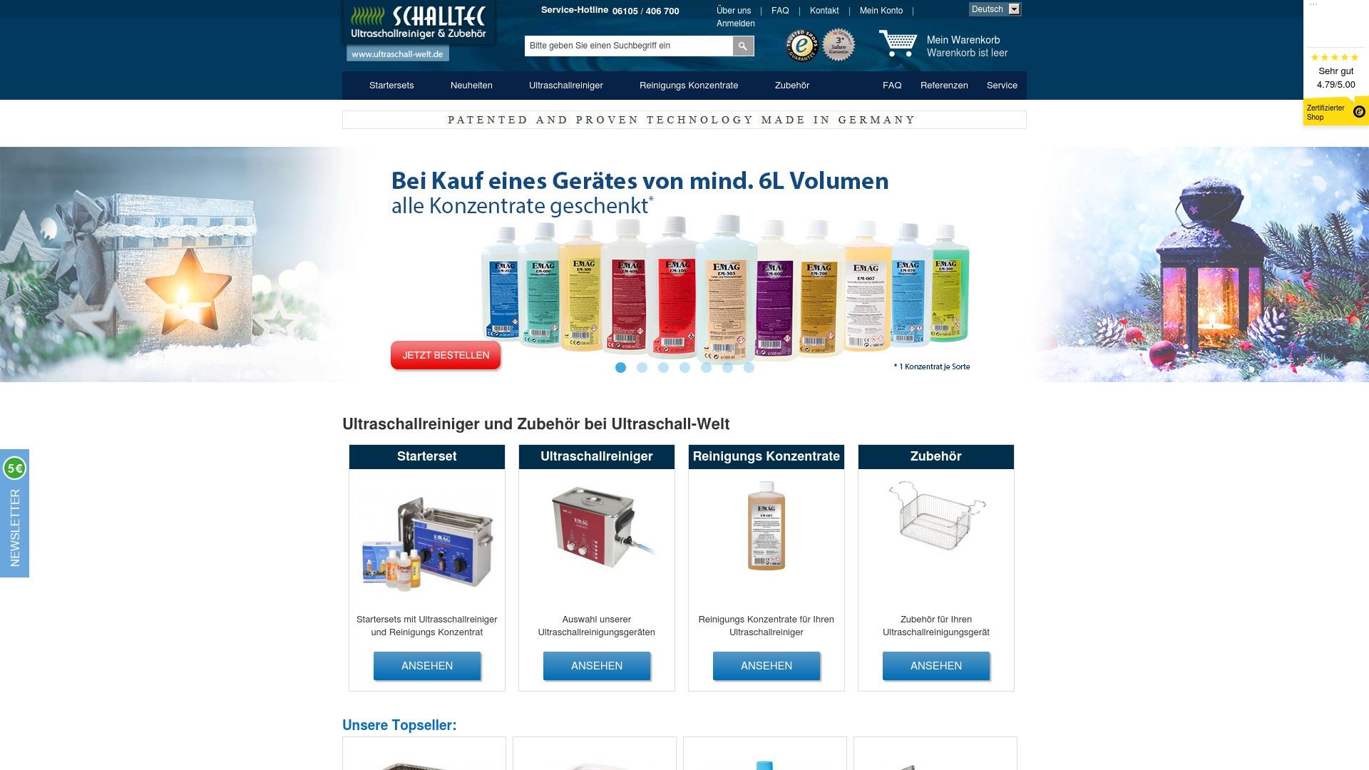 Gutschein für Ultraschall-welt: Rabatte für  Ultraschall-welt sichern