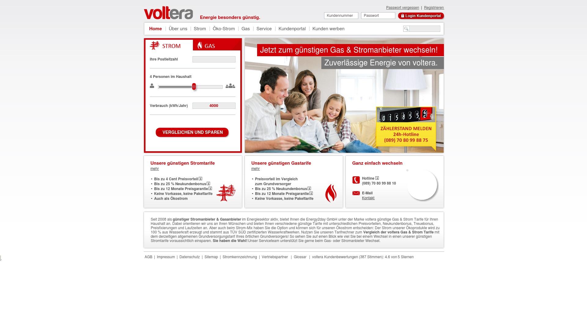 Gutschein für Voltera: Rabatte für Voltera sichern