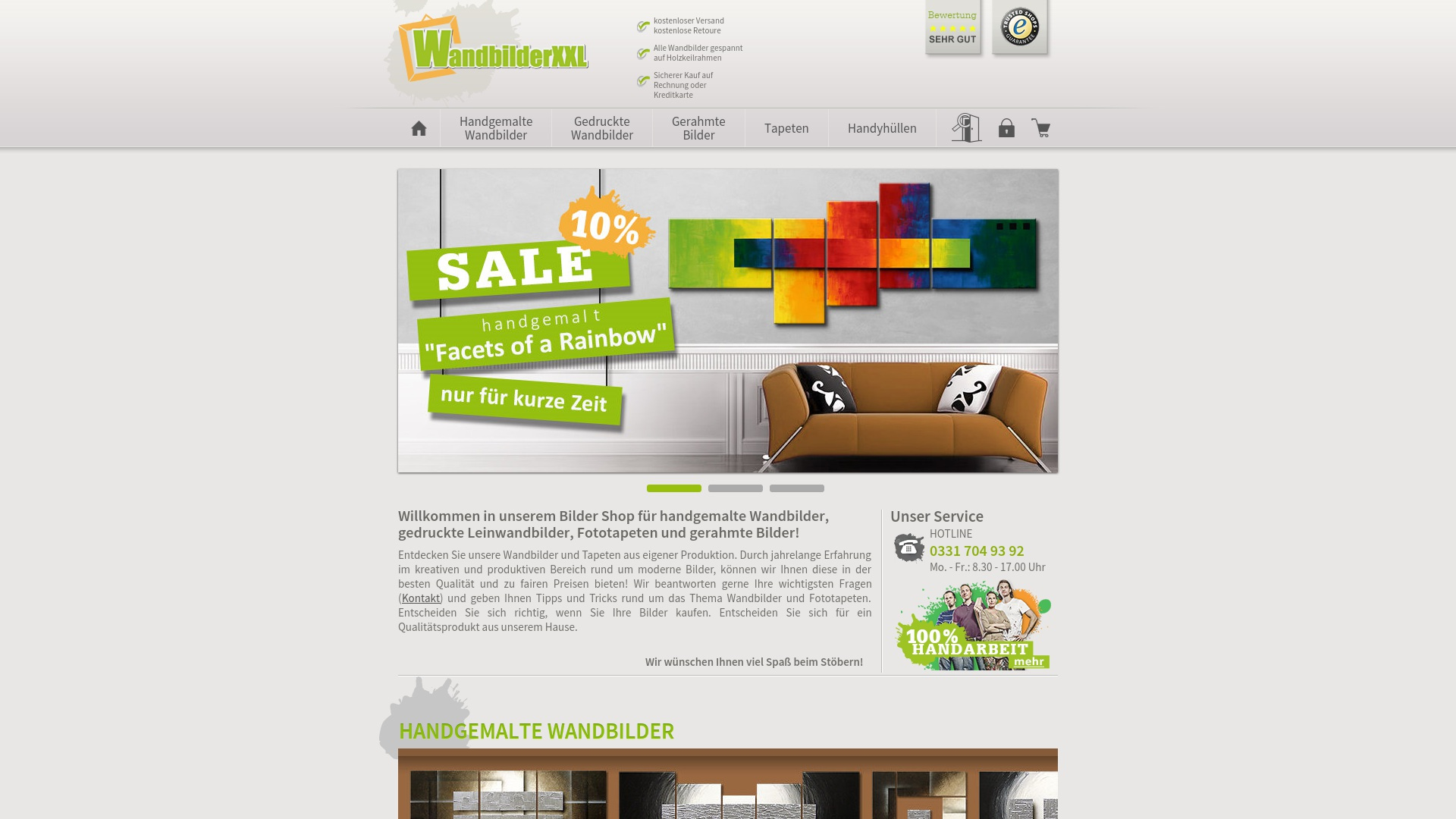 Gutschein für Wandbilderxxl: Rabatte für  Wandbilderxxl sichern