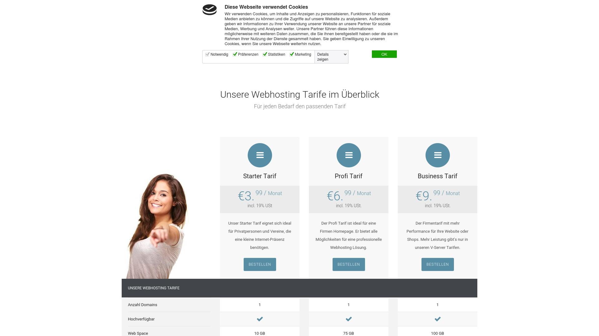 Gutschein für Webhoster: Rabatte für  Webhoster sichern