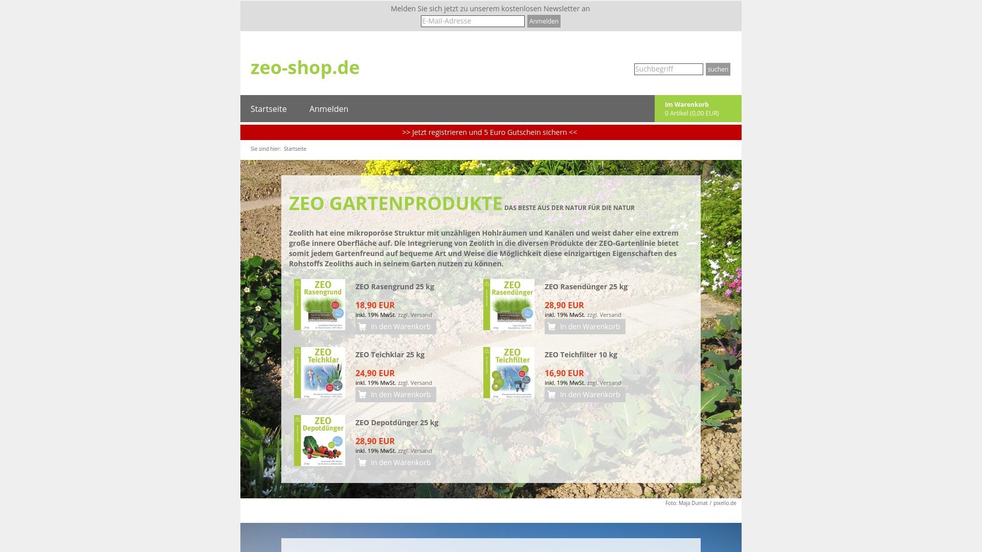 Gutschein für Zeo-shop: Rabatte für  Zeo-shop sichern
